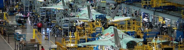 F-35 Pratt & Whitney Suppliers