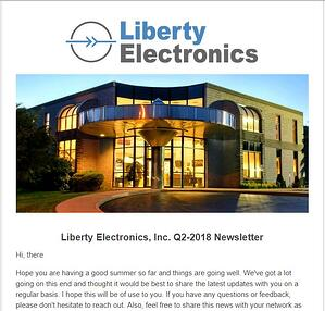 Liberty Newsletter Thumbnail